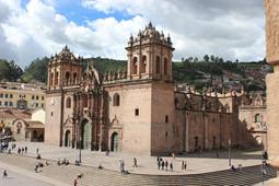 De Kathedraal van Cusco