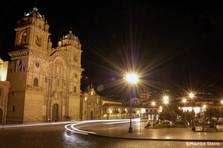 De Kerk La Compania in Cusco