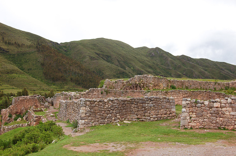 Tempel of the Moon in Cusco