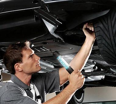 Акция: Диагностика подвески Volvo в подарок при любых работах