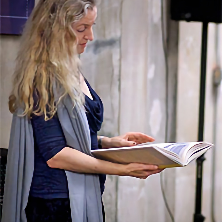 Readings By Writers: Rebecca Solnit