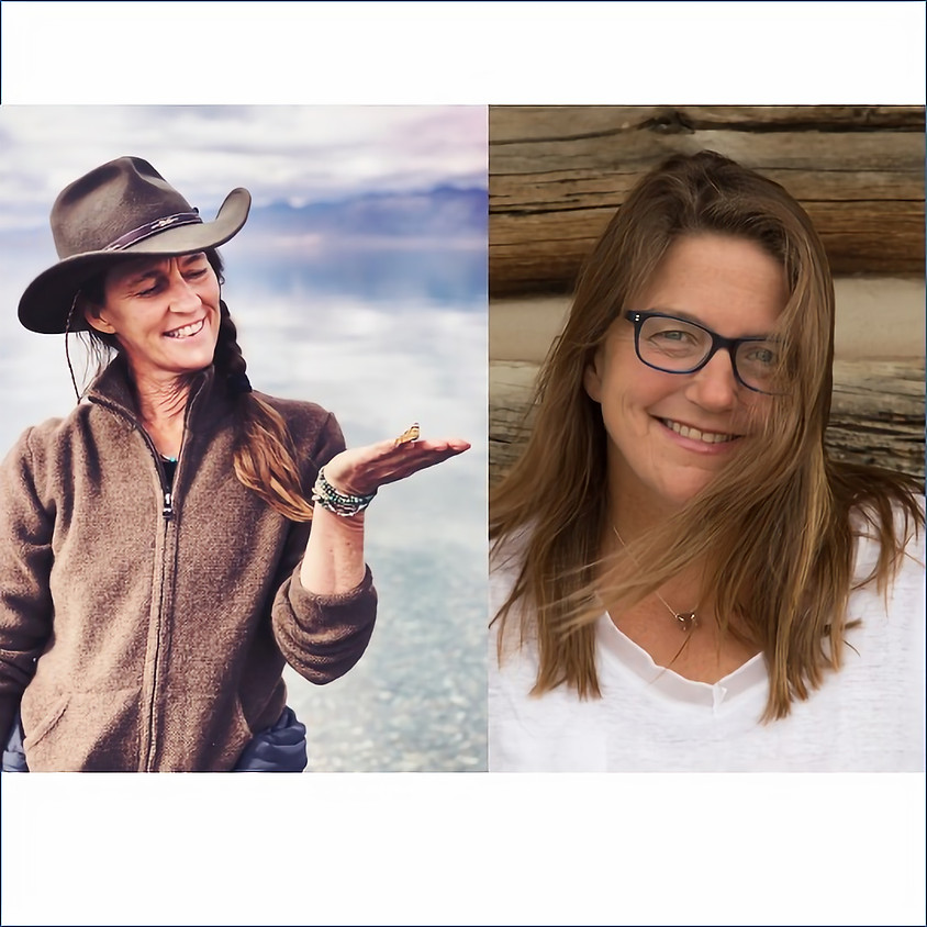 Readings By Writers: Amy Irvine & Pam Houston