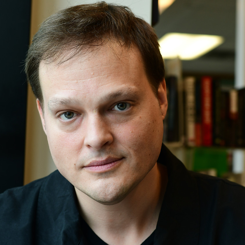 Readings By Writers: Garth Greenwell