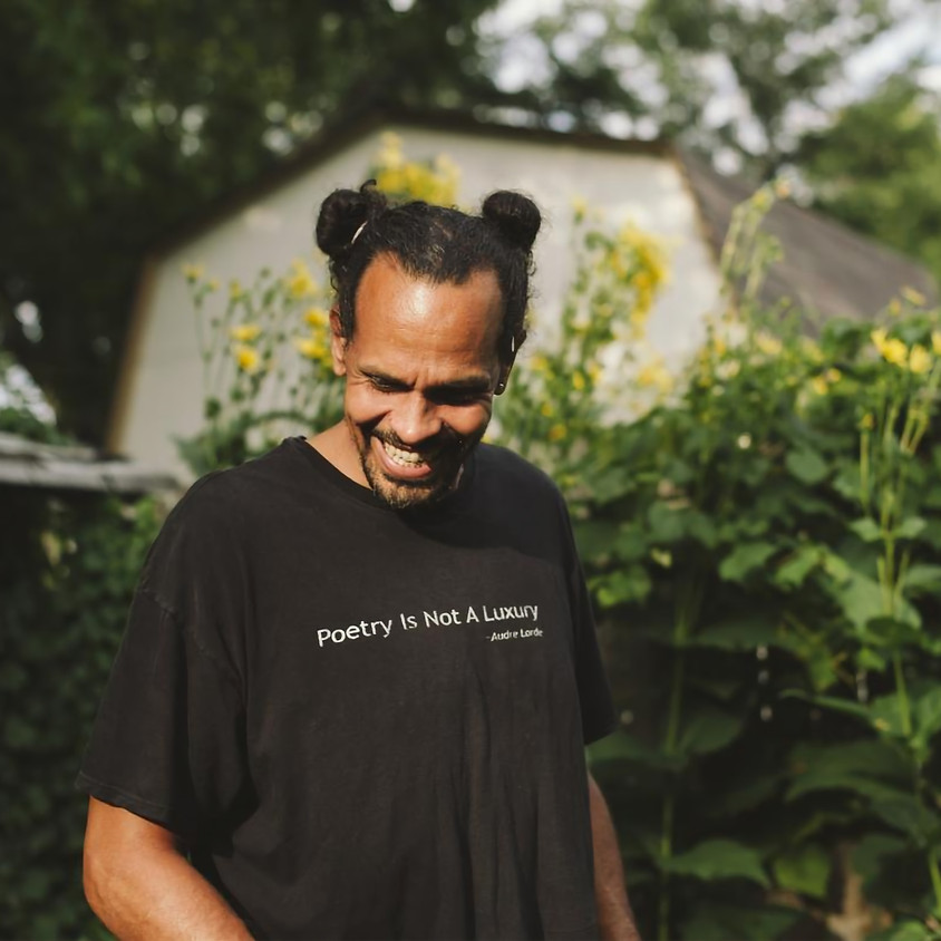 Readings By Writers: Ross Gay
