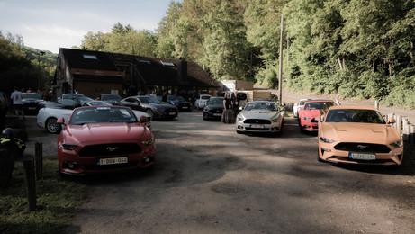 Visé Mustang Ride 2019 Julienne