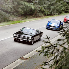 Mustang Ardennes Tour 2020