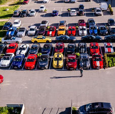 Groupe au GDL Mustang Ride 2021