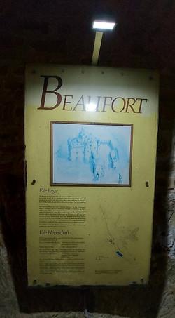 GDL-MR21 - Château de Beaufort (Car-Events)