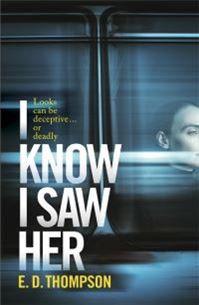I know I saw her