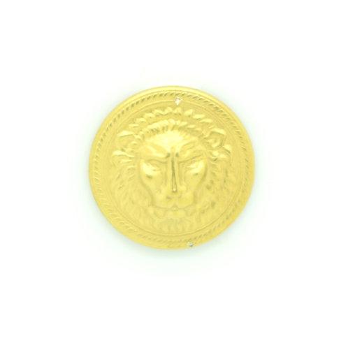 Medalha - Moeda Leão