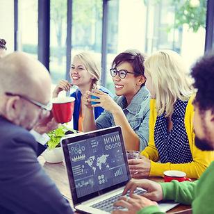 Marketing Team-Meeting