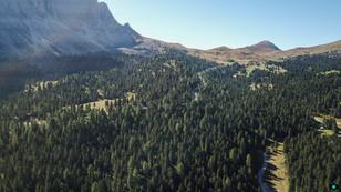 Langkofel in Südtirol