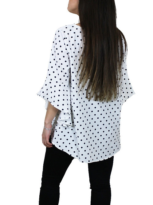 Blusa Olivares blanca