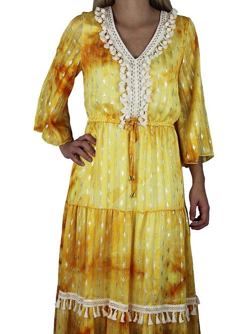 Vestido Bohemian.