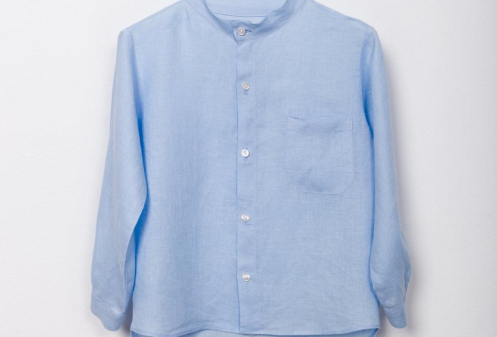 Camisa lino Greenwich