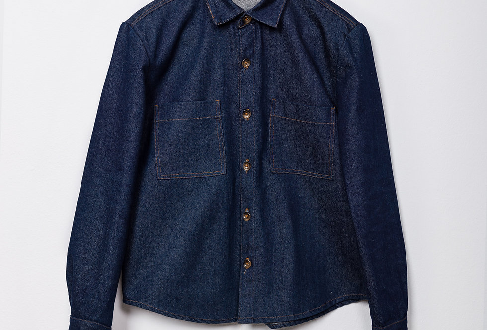 Camisa denim Scotland