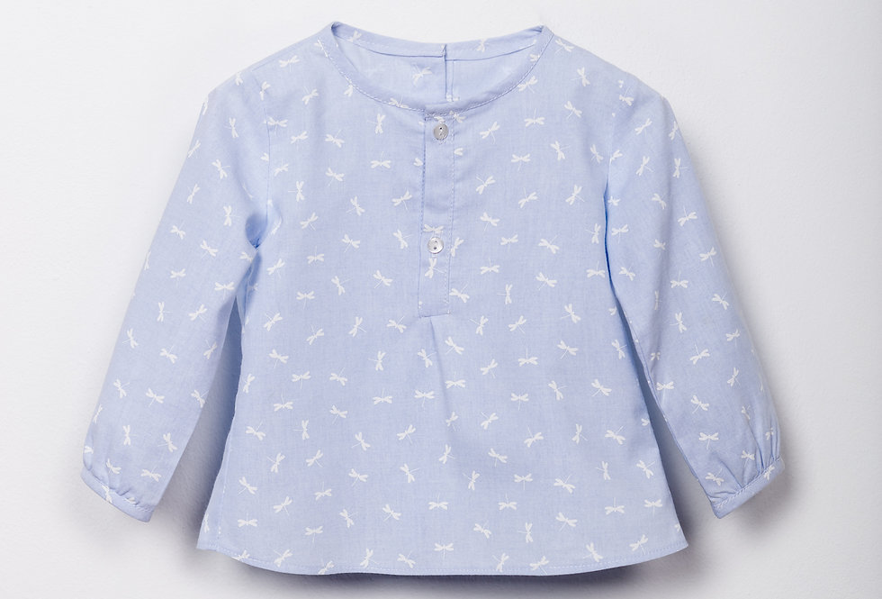 Camisa mariposas Greenwich