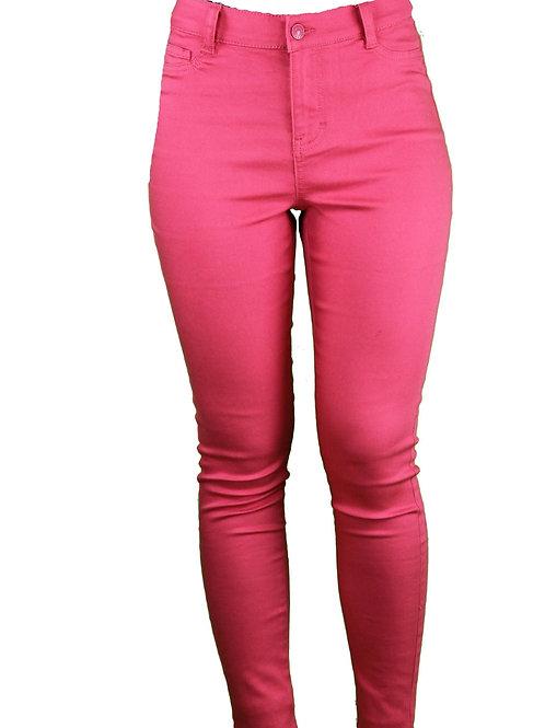 Pantalón Skinny Coral.