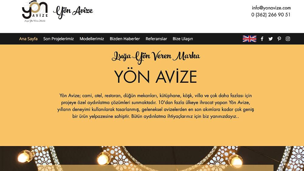 Web sitemiz yenilenen yüzüyle yayında!!