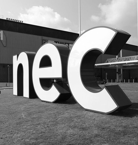 NEC Birmingham exhibition centre