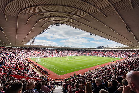 Southampton Football club ground