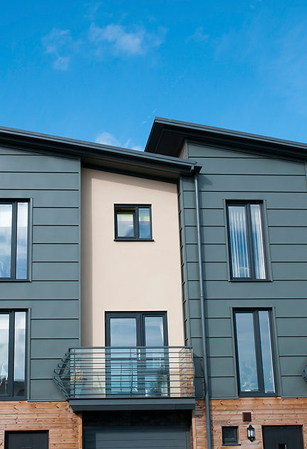 Barratt Homes housing development