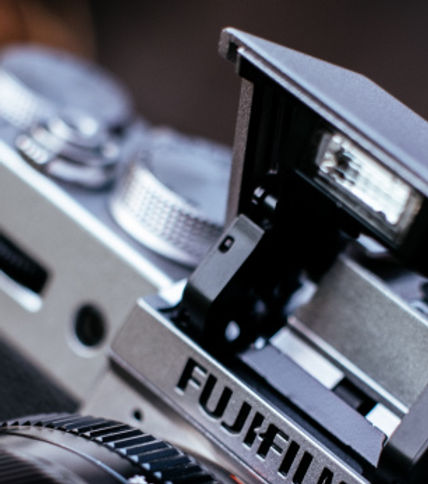 Picture of Fujifilm digital camera