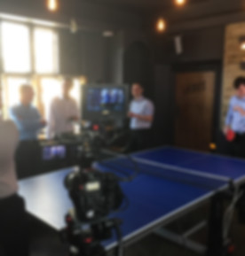 Oxford Web Applications - filming