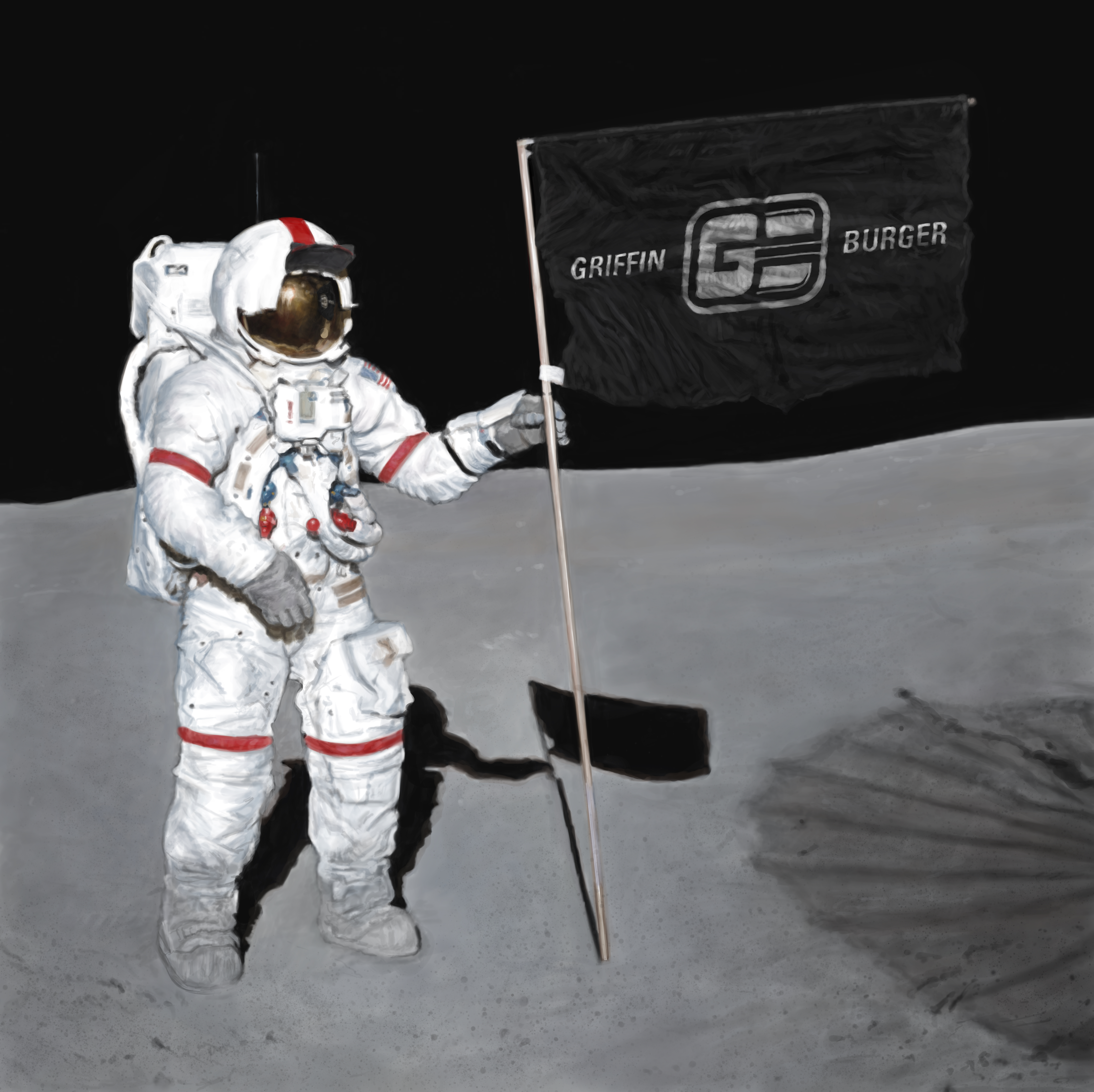 griffin b space