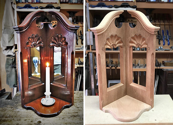 Make a Traditional Newport Sconce with Ray Journigan