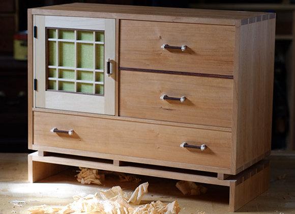 Make a Tea Cabinet with Matt Kenney