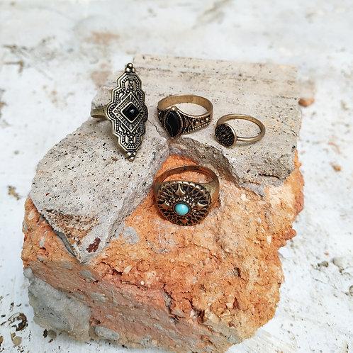 Kit de anillos REA
