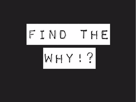Find The Why?