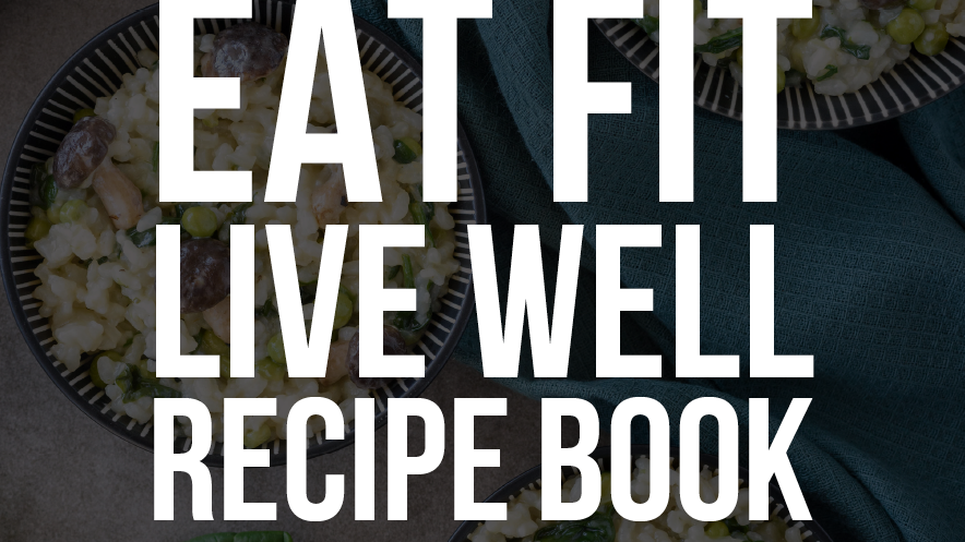 Live Well Recipe Book