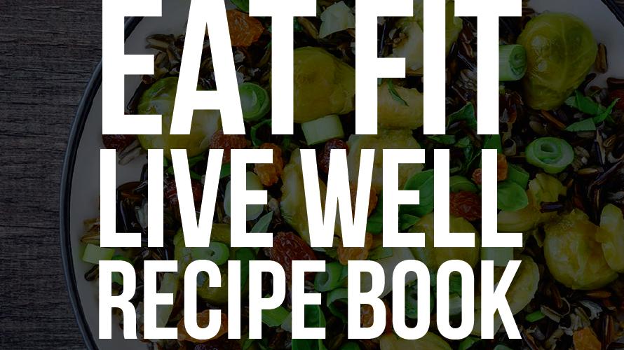 Live Well Recipe Book