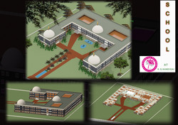 Cbsc School Architect Design