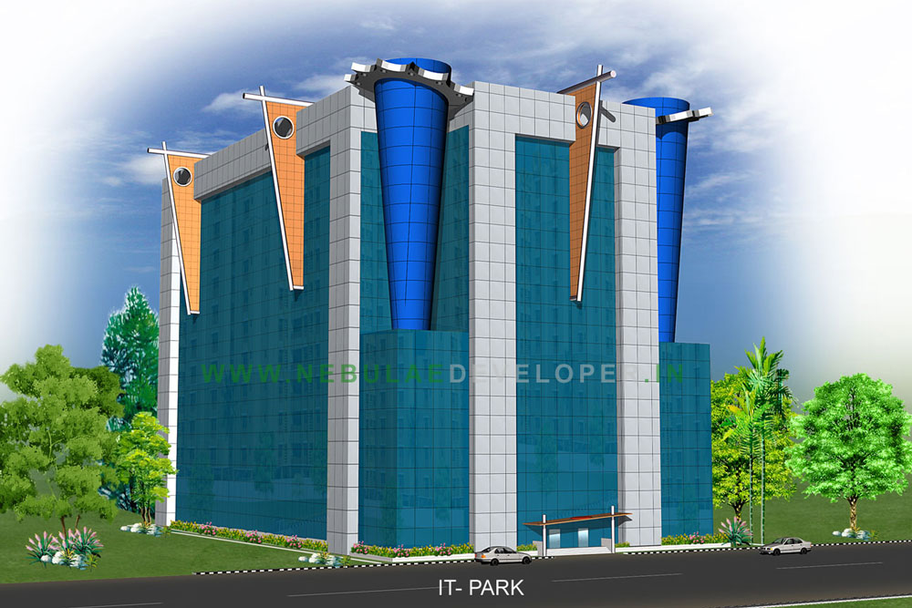 IT Park Campus design