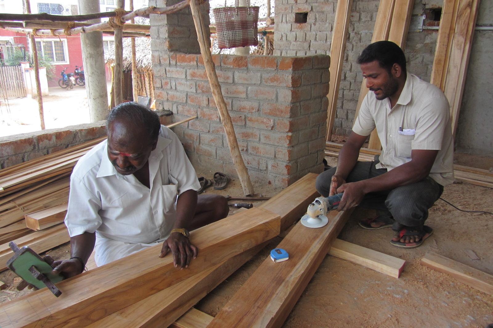 Experience  carpenters