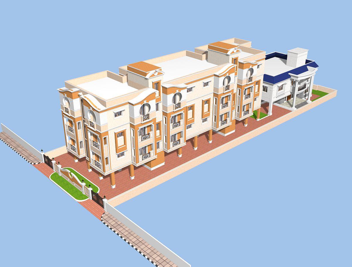new Apartments Chennai