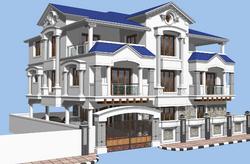 Kerale moden Home in Pattukkottai