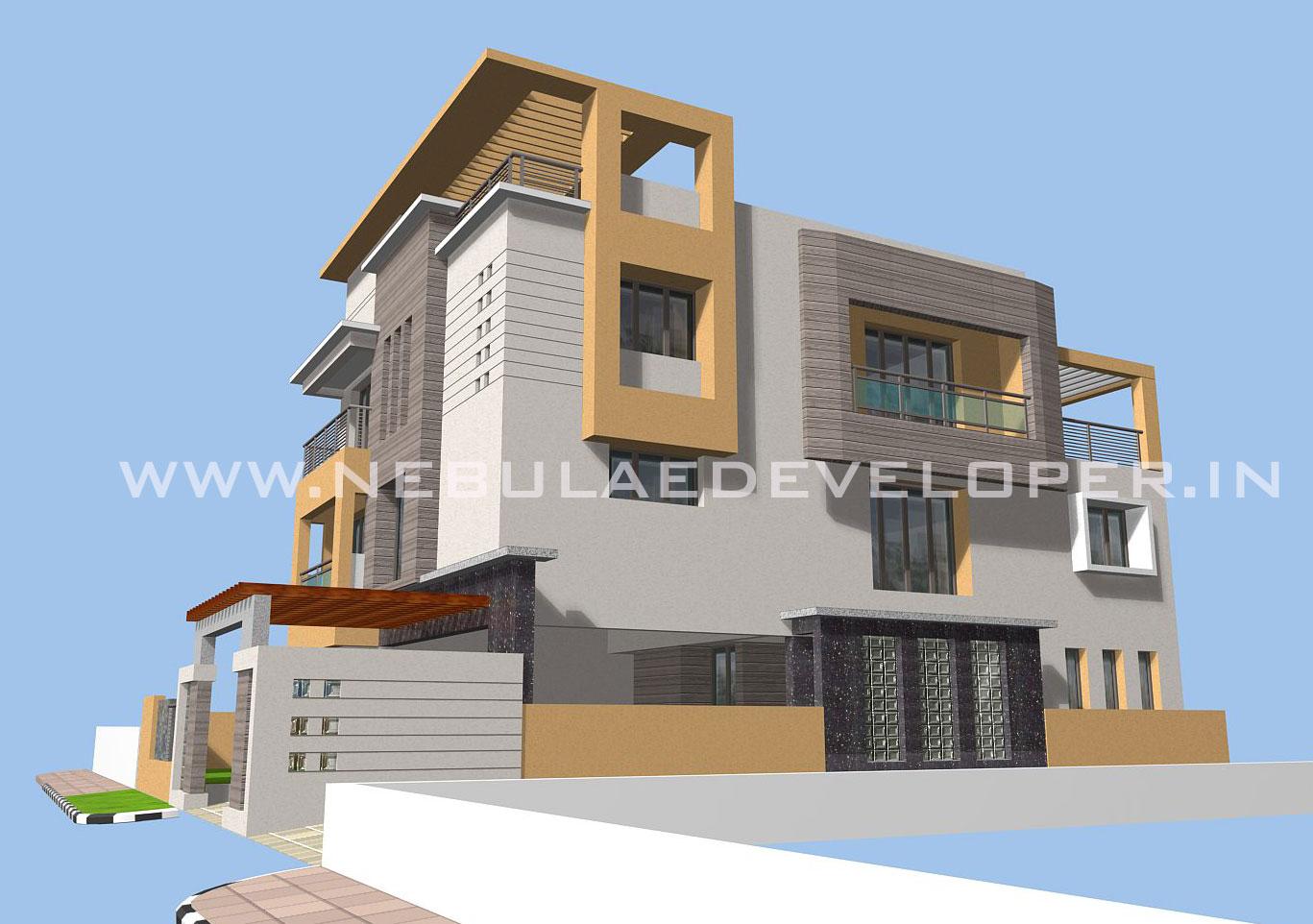 Modern Home Design Ramanathapuram