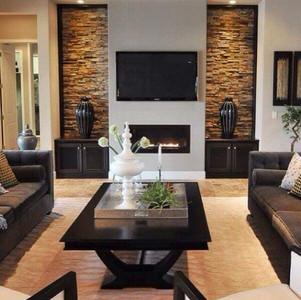 Home living room interior designs
