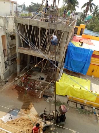 Contractor's chennai