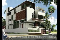 Contemporary Home Design Bangalore