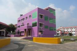 Modern Hospital Elevation