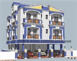 Budget Apartment design Chennai