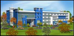 Dental college Campus Design