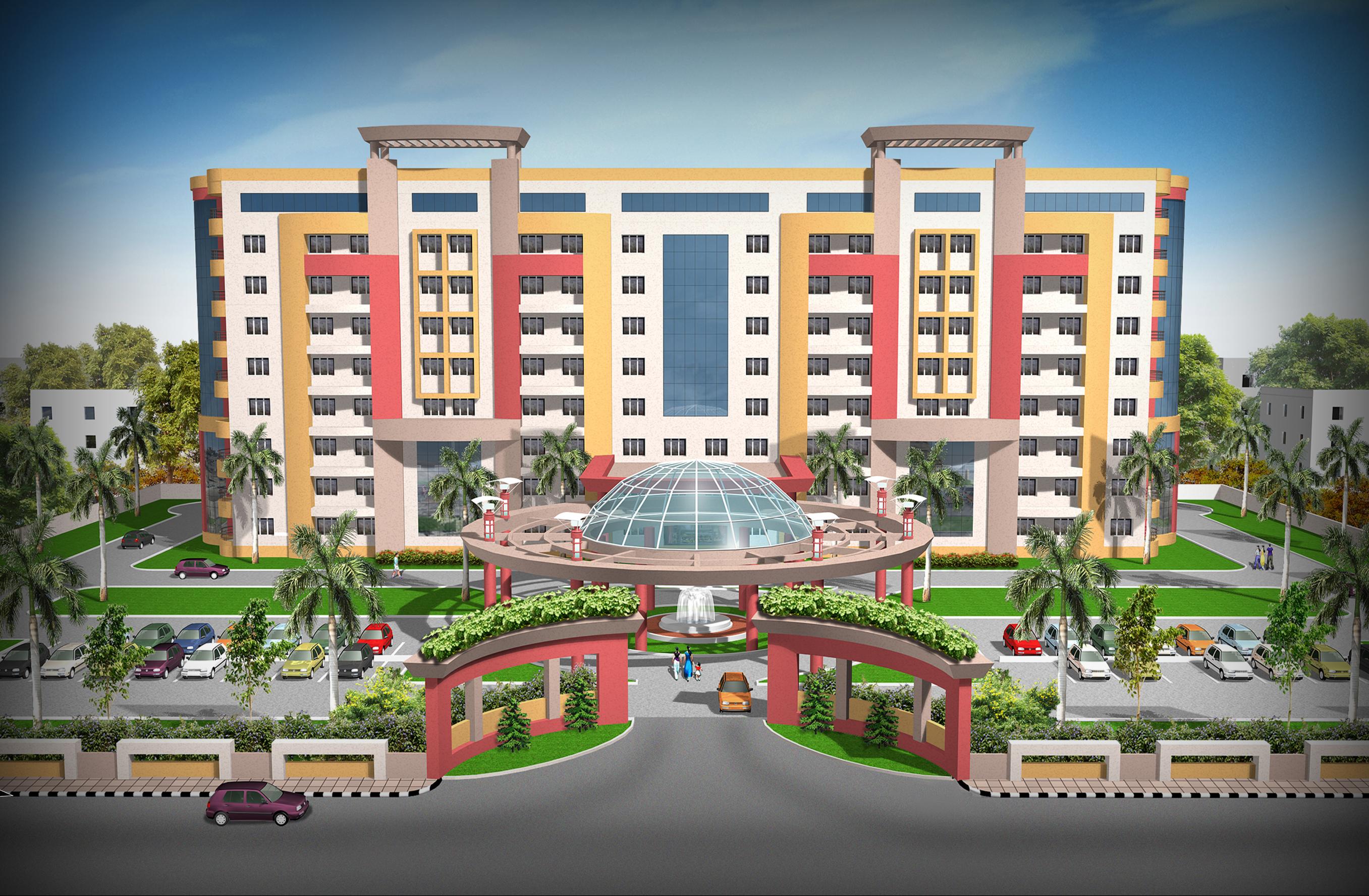Modern service apartment  Bangalore