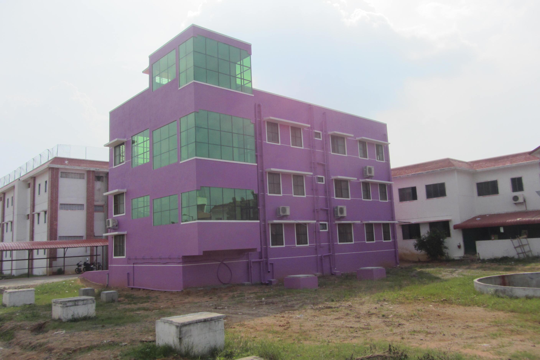 Hospital Architect design