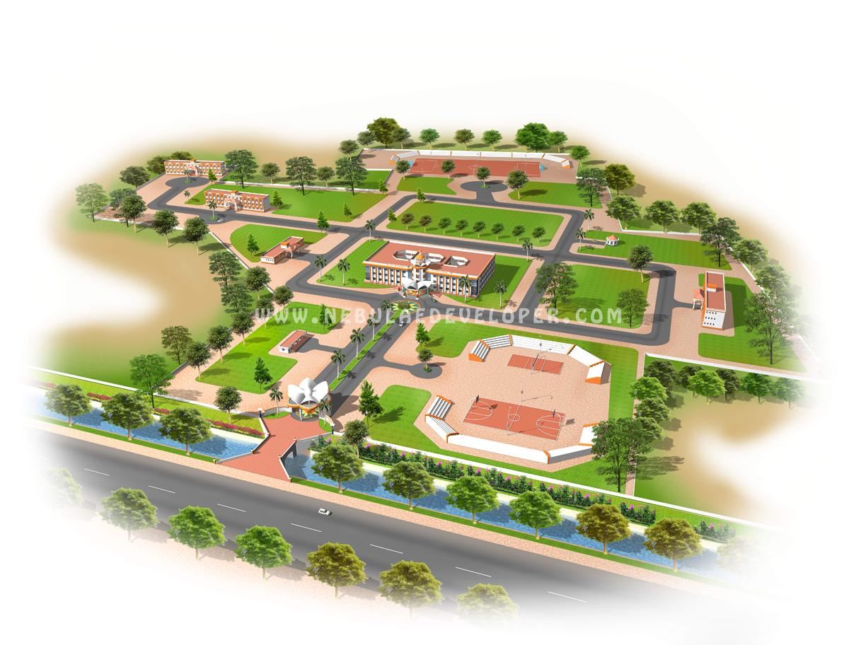 Best College Campus Design